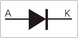 Simbolo Del DIODO, Elettronica