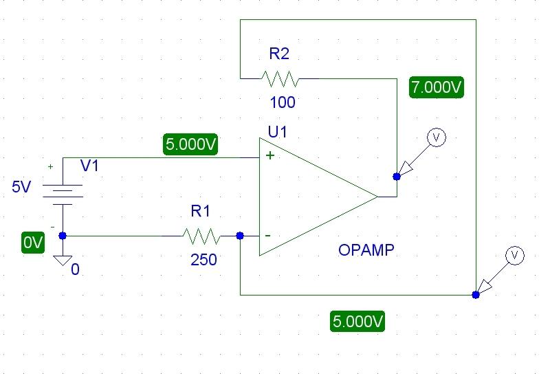 Convertitore tensione corrente, Elettronica