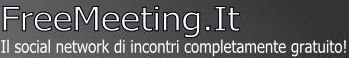 www.freemeeting.it, Internet