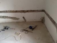 Come fare le tracce per realizzare un impianto elettrico - Tracce su muri portanti ...