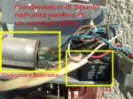 Condensatore di spunto motore condizionatore
