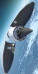 aereo piu veloce del mondo si separa dal modulo