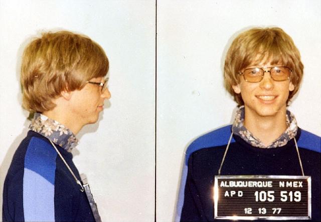 Bill Gates Arrestato, Altro