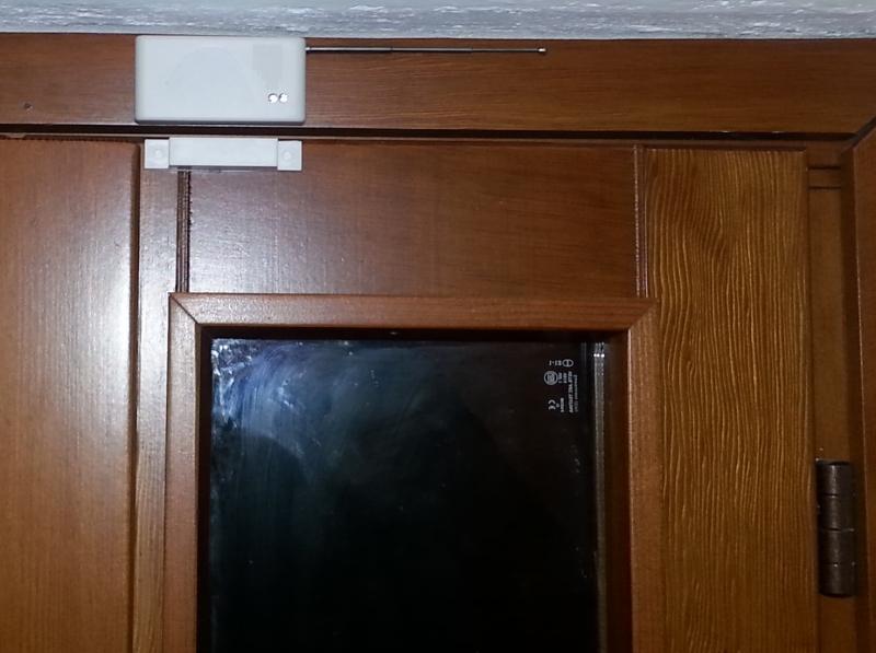 Sensore allarme wireless porte e finestre, Casa
