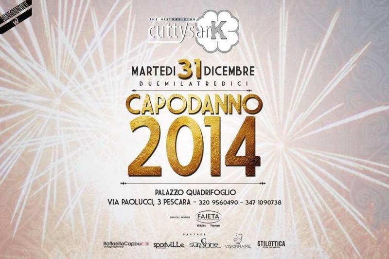 CuttySark Pescara Dove festeggiare capodanno, Altro