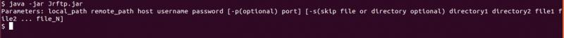 Jrftp client java per backup automatici di siti tramite protocollo FTP, Software