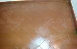 Olio di lino per ravvivare pavimenti in cotto