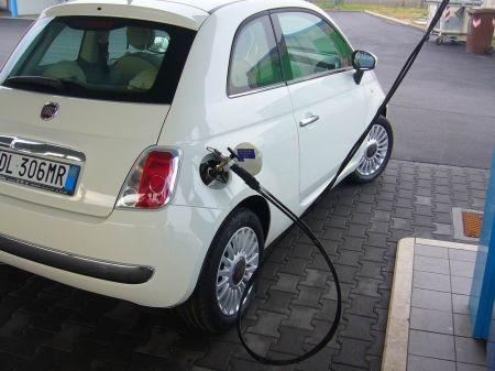 Impianto metano gpl, Motori