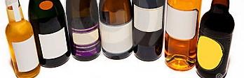 Etichette bottiglie, Casa
