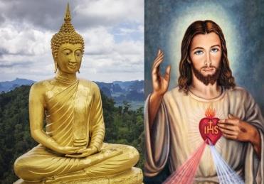 Differenza tra cristiani e buddisti, Curiosità