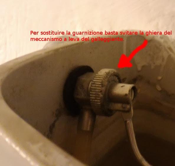 Leva galleggiante cassetta del WC, Casa