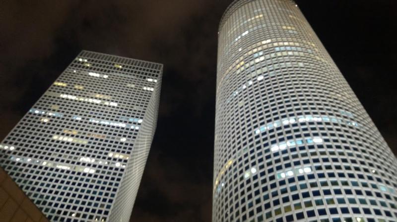 grattacieli città di Tel Aviv, Altro