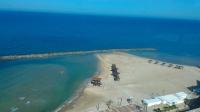 Haifa spiaggia