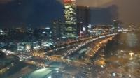 Tel Aviv night view