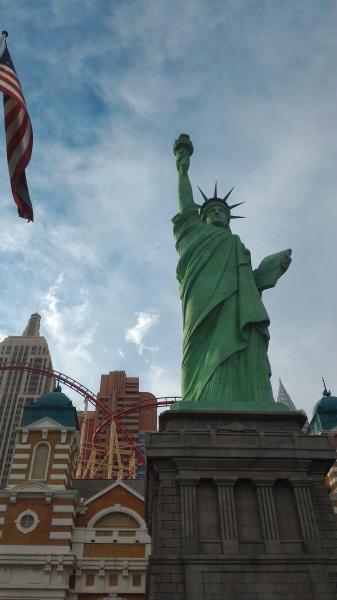 Statua Della Liberta - Las Vegas, Viaggiare