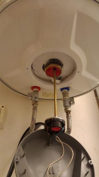 Sonda del regolatore di temperatura dello scaldabagno