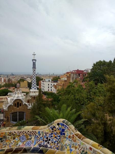 Park Guell sconti disabili Barcellona, Viaggiare