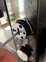 Come regolare termostato forno