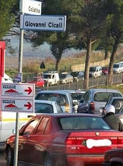 Il traffico di Roma, Altro